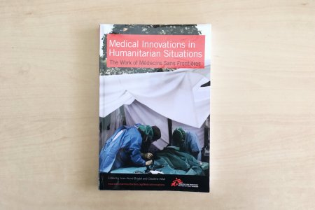 Book cover of Medical Innovations in Humanitarian Situations