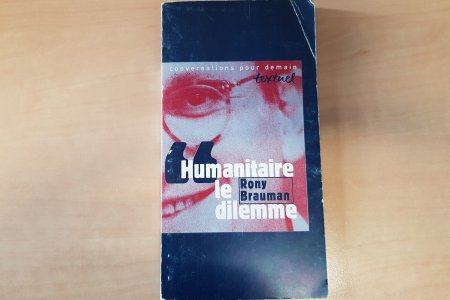 cover humanitaire le dilemme