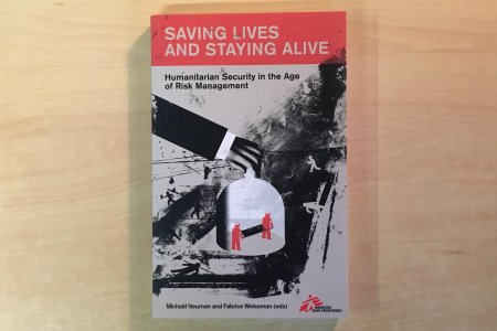 Saving Lives and Staying Alive - Cover