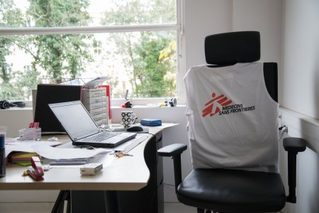 MSF office
