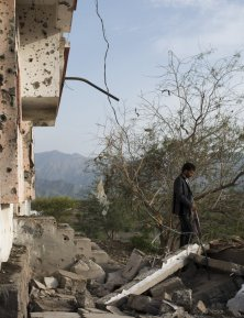 MSF in Al Dhale and Taiz, Yemen. July 2015
